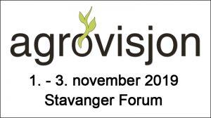 Vinn helgepass til Agrovisjon 2019!😊