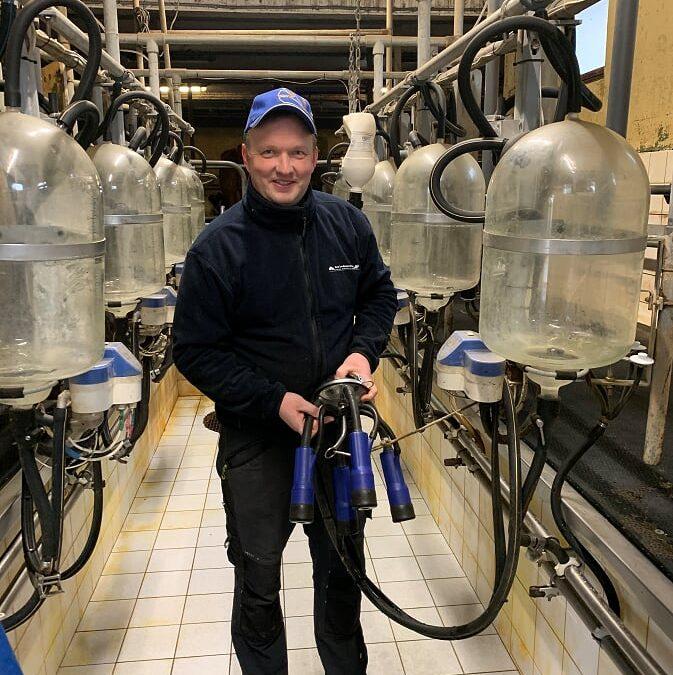 Guttorm Ingberg sine erfaringer med Milkrite trekantet spenegummi og Keno™mint SD.
